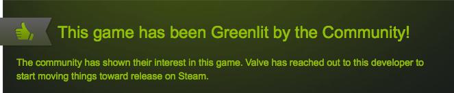 greenlit